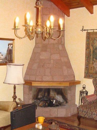 Chimeneas cordillera una empresa familiar a su servicio for Construccion de chimeneas de ladrillo