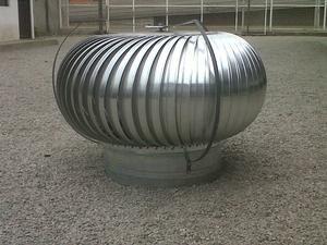 Extractores eólicos giratorios